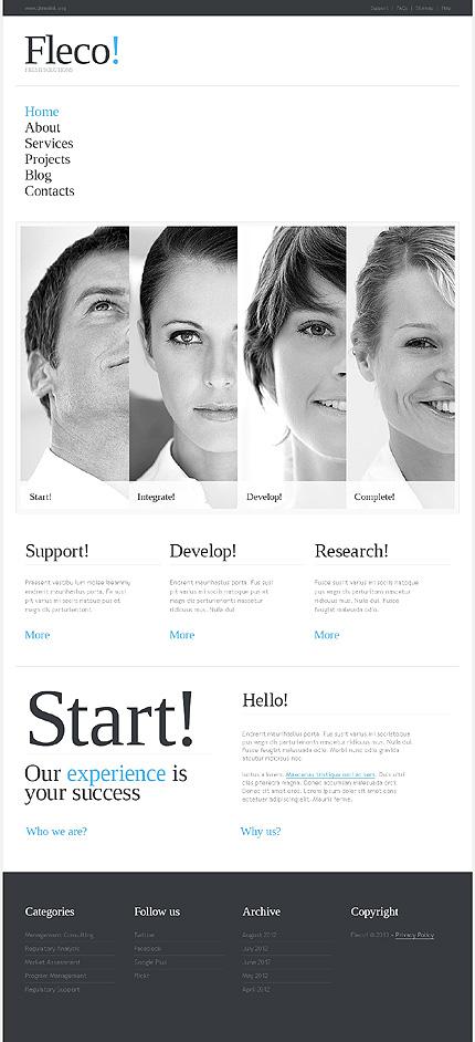 IT WordPress Theme