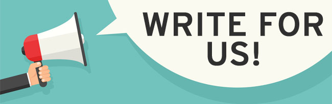 Write for us - Guest Blogging