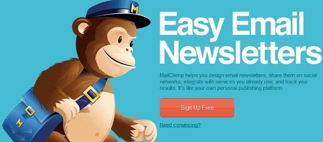 MailChimp Vs Thunder Mail