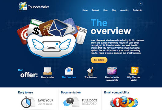 Thunder Mailer Vs MailChimp