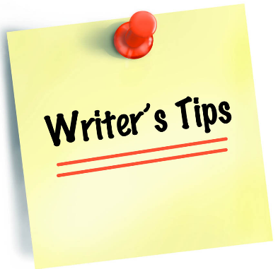 Killers Tips for Writers