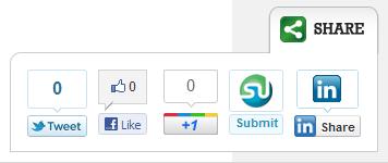 Silk Social Sharing Plugin