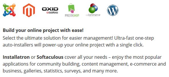 1-Click Installs Apps