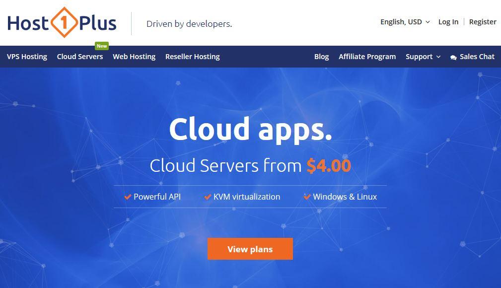 host1plus web hosting