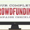 Crowdfunding Campaign Checklist (Infographic)