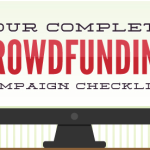 Your Complete Crowdfunding Campaign Checklist (Infographic)
