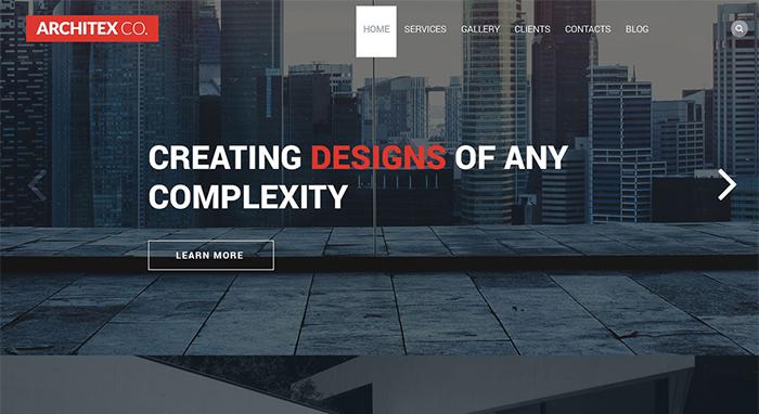 Architex Wp Theme
