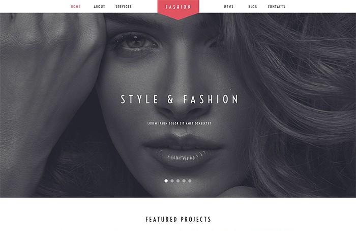 Fashion - Beautiful Stylist theme