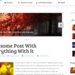 Sensational Magazine WordPress Theme