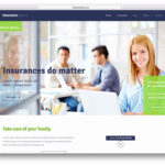 Best WordPress Insurance Themes