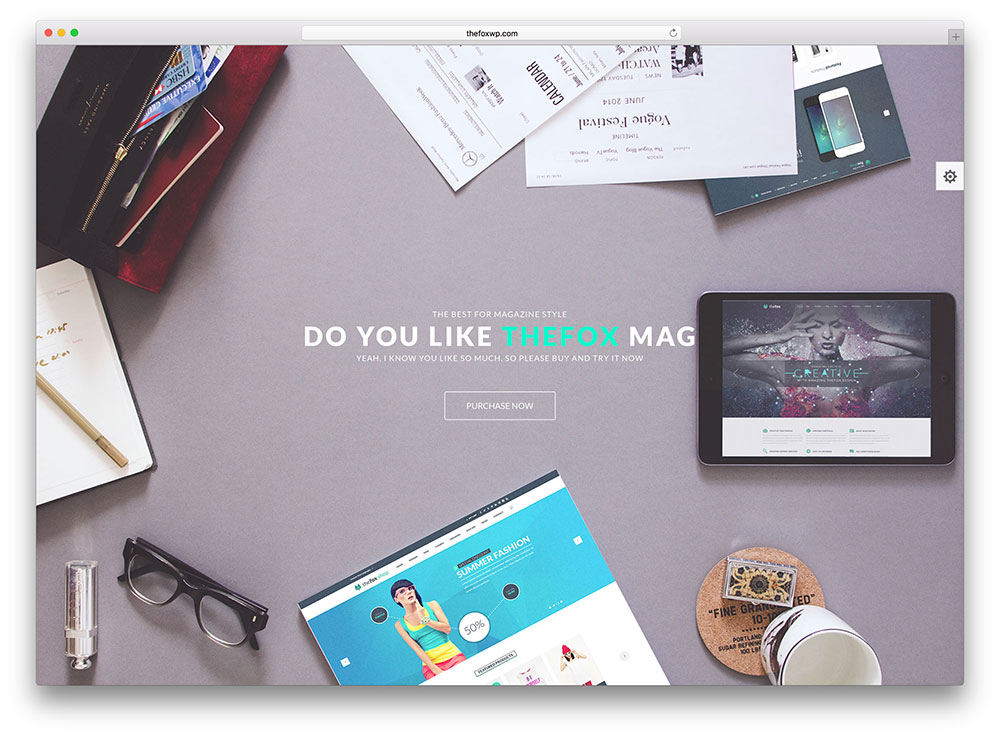 thefox-creative-startup-wordpress-theme