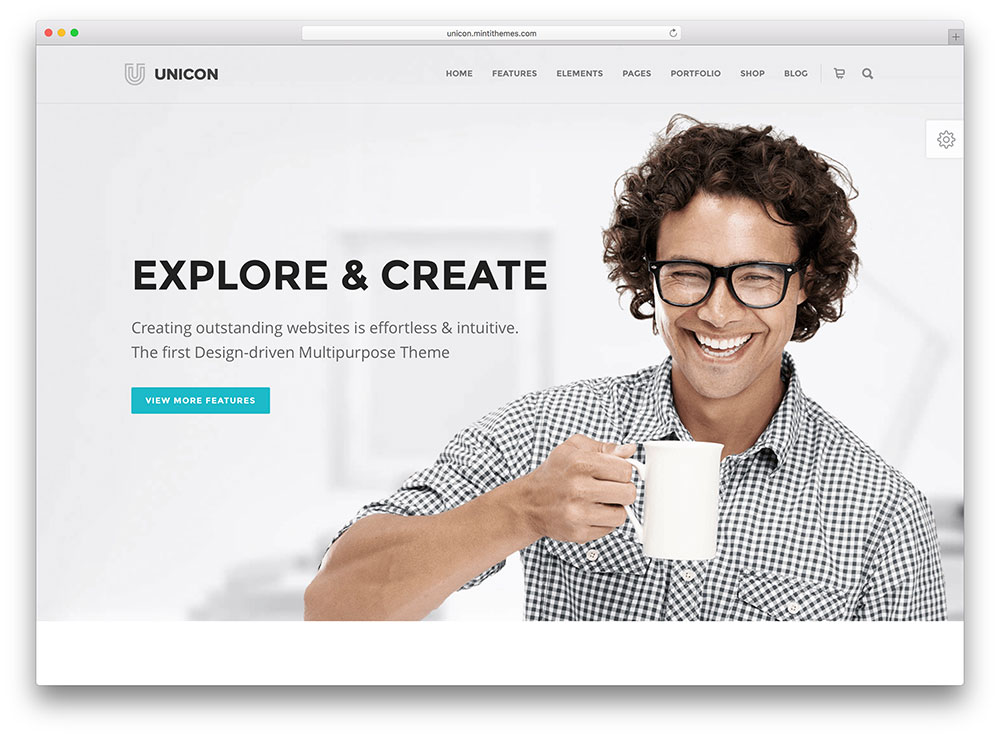 unicon-beautiful-corporate-theme