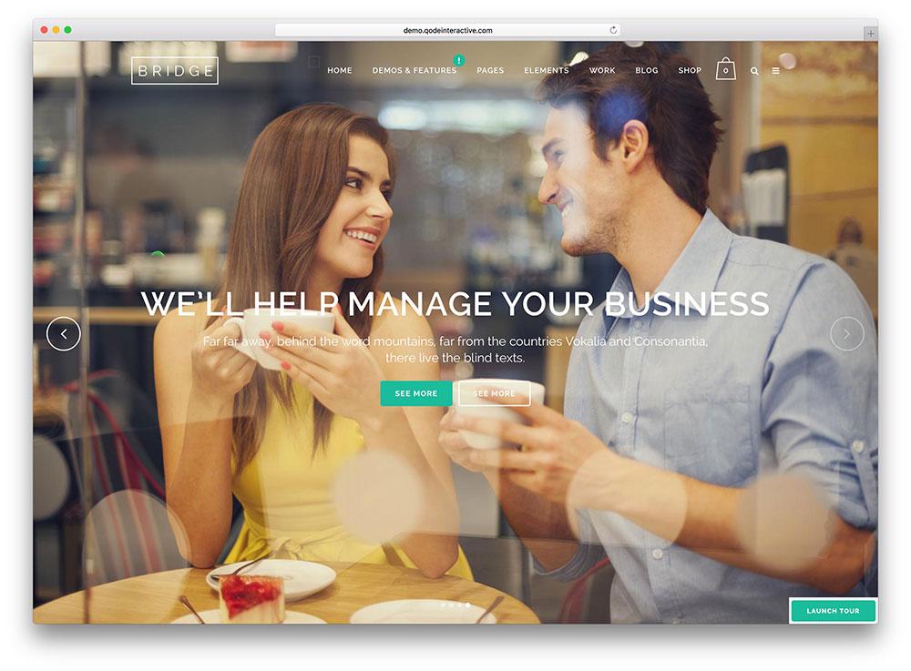 bridge-multipurpose-startup-theme
