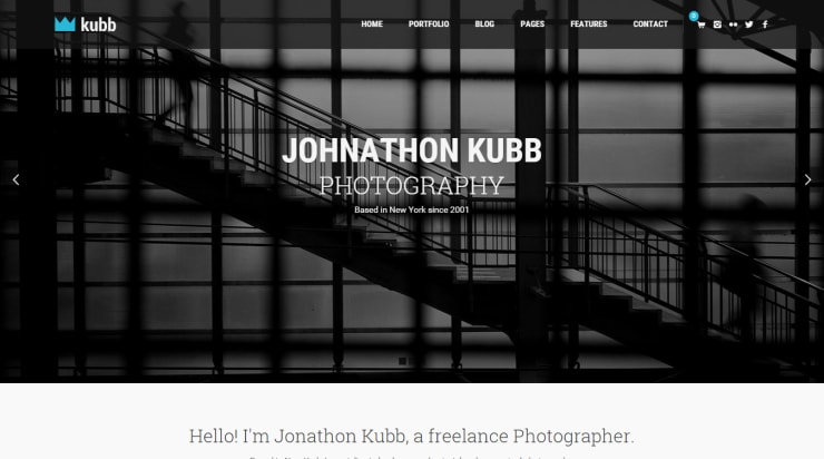 kubb-photography-magazine-wordPress-theme