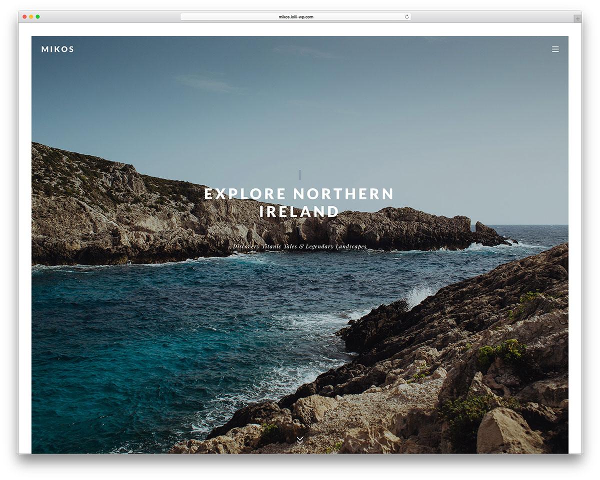 mikos-travel-landing-page-theme