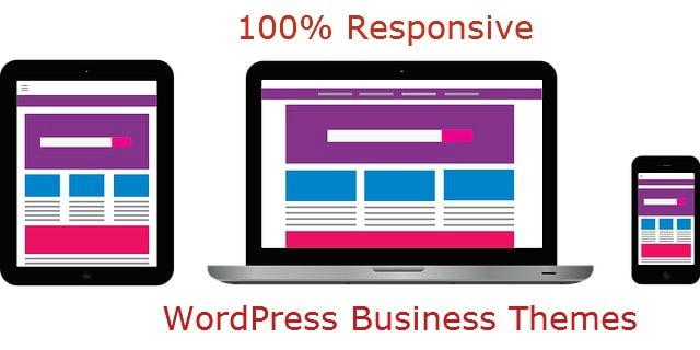 Responsive WordPress Business Themes of 2017