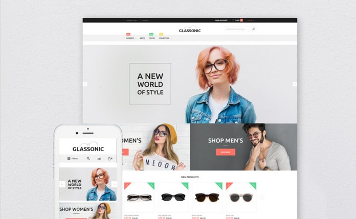 glassonic-magento-theme