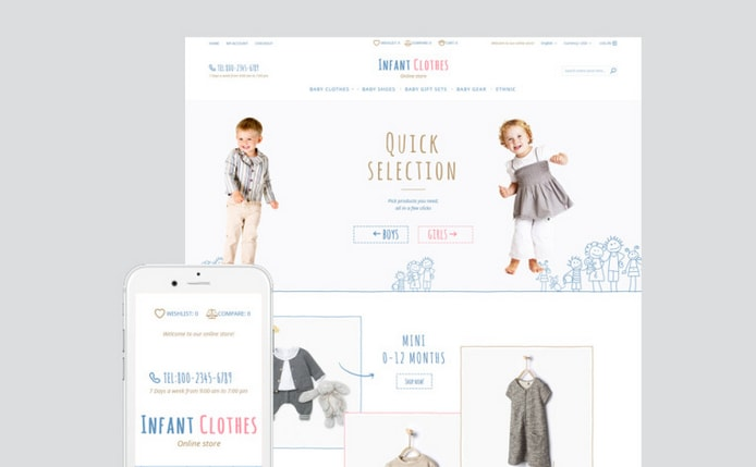 magento-template-for-clothes