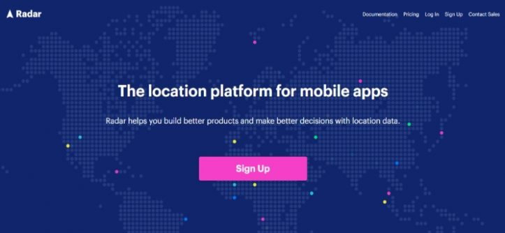 Radar - The Best Location Platform for Mobile Apps
