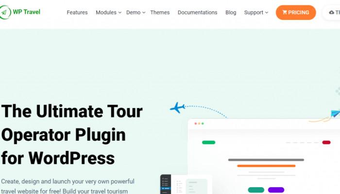 ultimate tour WordPress plugin